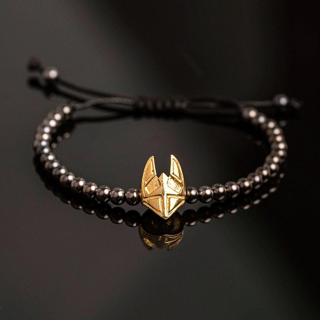 bratara-argint-barbati-gold-mask