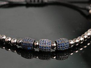 bratara-argint-barbati-zirconiu-albastru