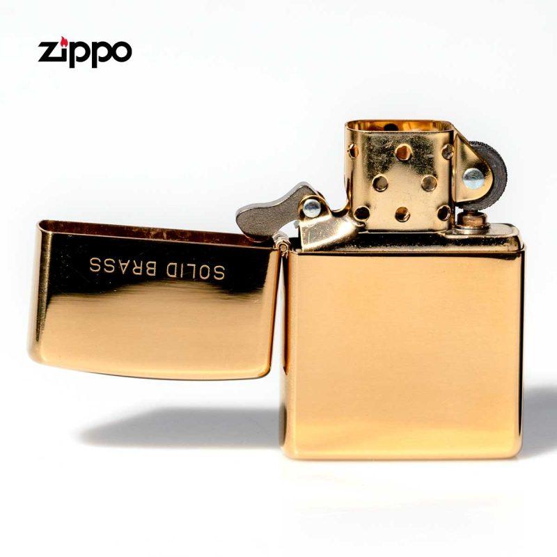bricheta-personalizata-zippo-solid-brass